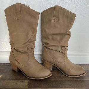 Charles Albert Women's Boot Tan